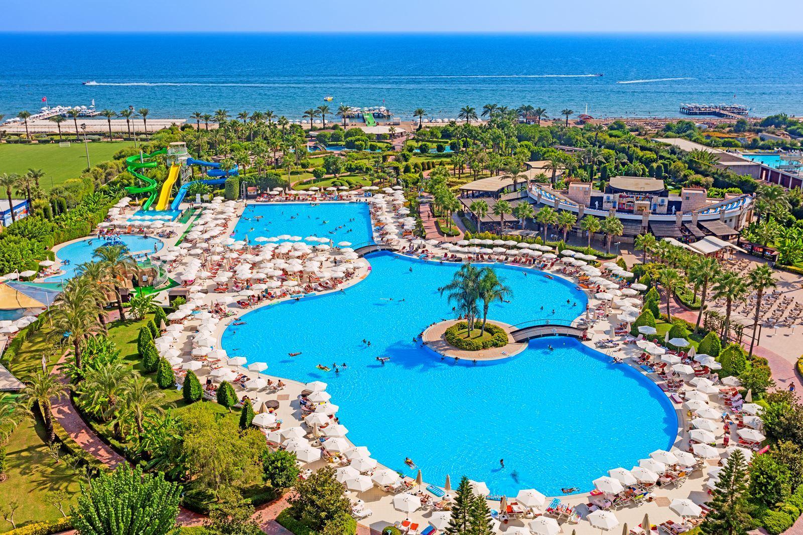 Foto van Miracle Resort