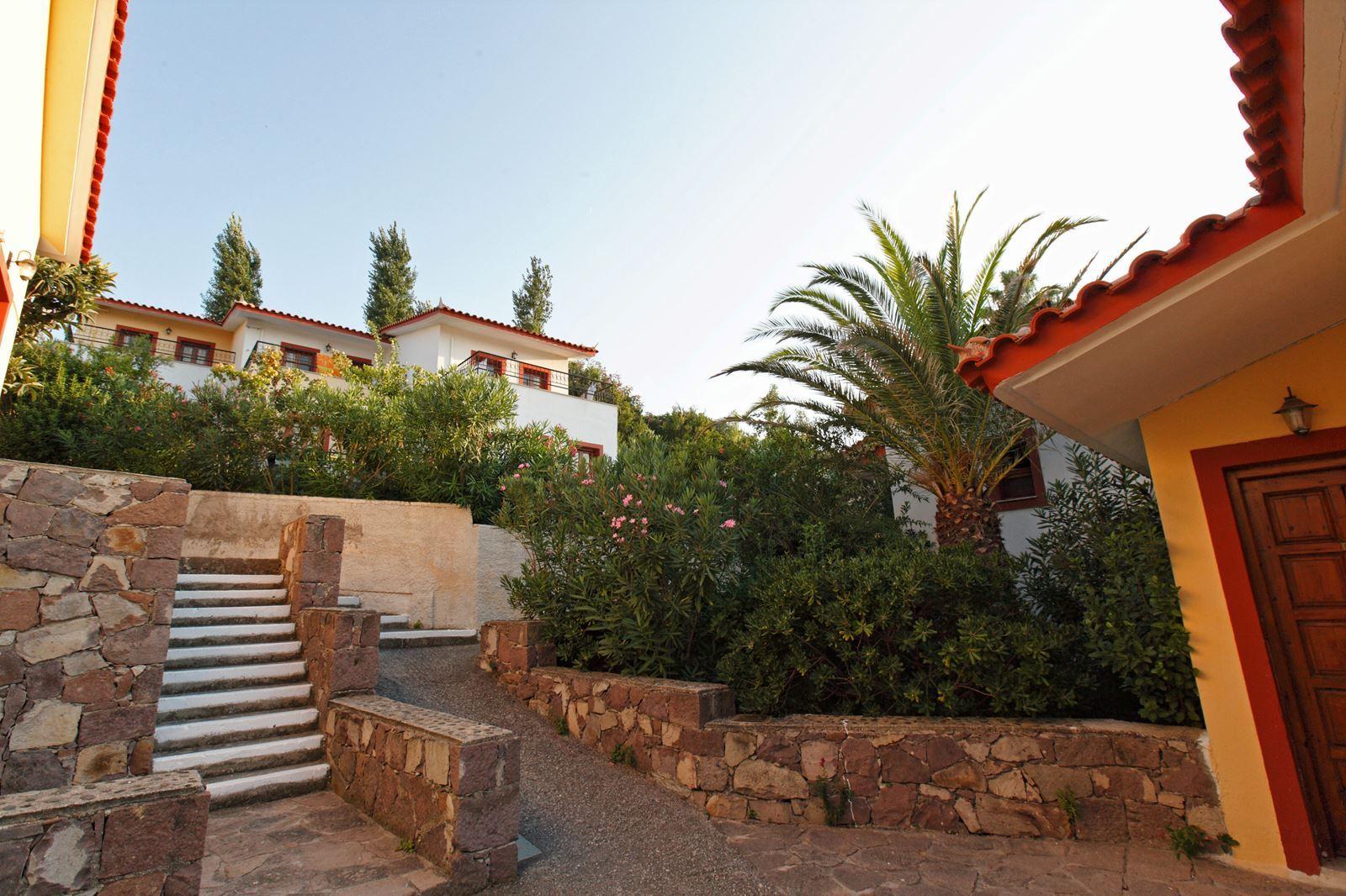 Foto van Belvedere Hotel Lesbos