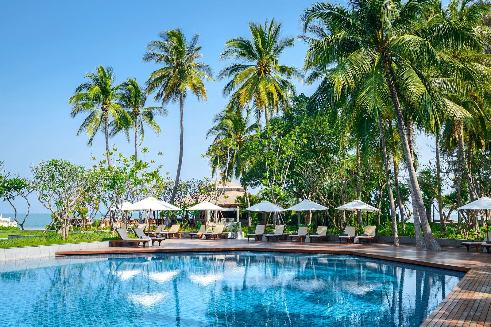 Foto van The Regent Beach Resort